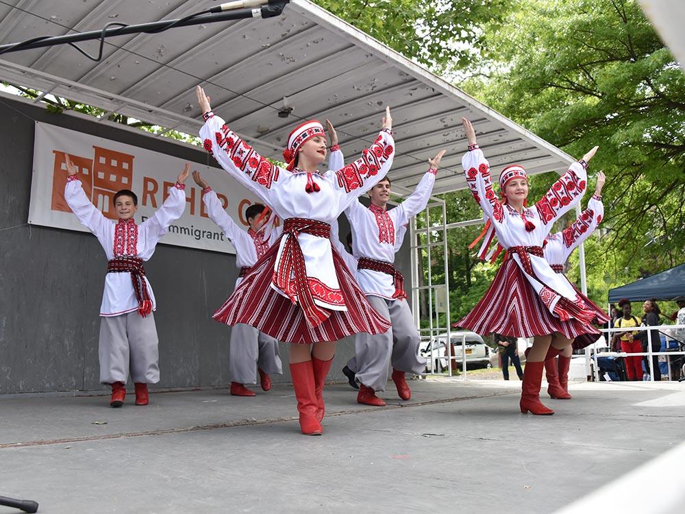 Reher Center | Kingston Multicultural Festival