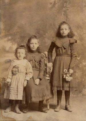 Minnie, Yetta, and Jennie